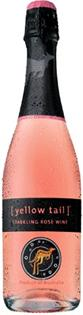 Yellow Tail Bubbles Pink 750ml